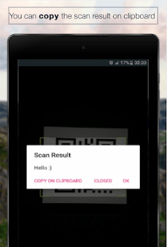 QR Code Scanner & Reader Free APK screenshot 1