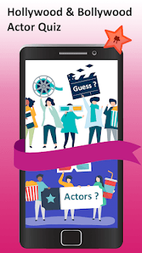 Guess the actors: Hollywood & Bollywood APK screenshot 1