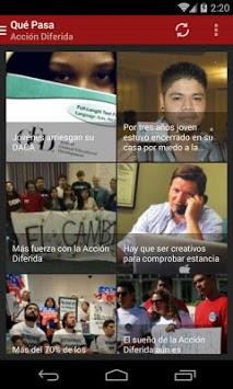 Qué Pasa y Qué Pasa Mi Gente APK screenshot 1