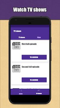 Watch Series Online Free In English APK screenshot 1