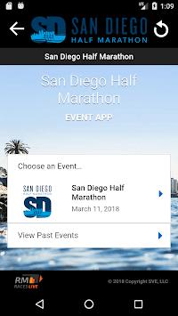 San Diego Half Marathon APK screenshot 1