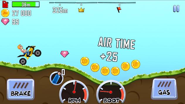 Hill Climb Adventure APK screenshot 1