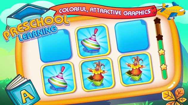 Preschool Learning - Cognitive & General Abilities APK screenshot 1