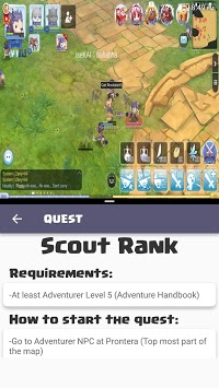 Ragnarok M Guide: Global/SEA APK screenshot 1