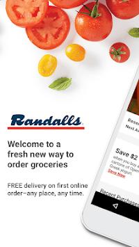 Randalls Online Shopping APK screenshot 1