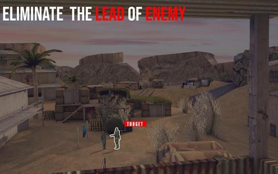 Target Sniper Gun Strike Shooting 3D APK screenshot 1