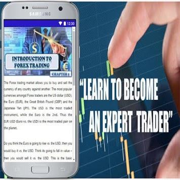 Forex Trading Beginner's Guide APK screenshot 1