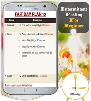 Intermittent Fasting For Beginner APK screenshot 1