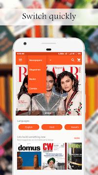 Readwhere - News & Magazines APK screenshot 1