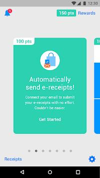ReceiptPal APK screenshot 1