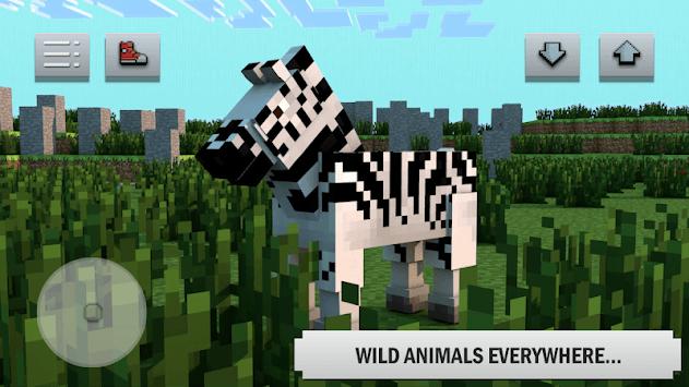 Madagascar Craft. Animals Life APK screenshot 1