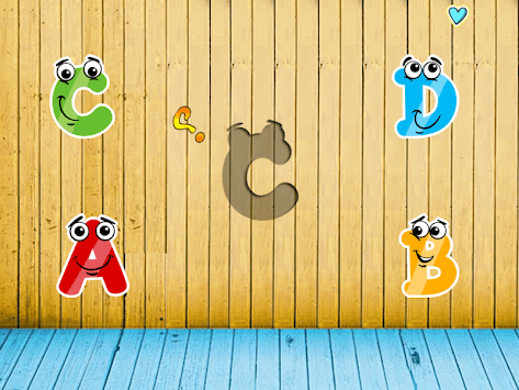 Kids Puzzles : Wooden Blocks Puzzle APK screenshot 1