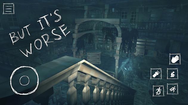 Escape The Ayuwoki Horror Fort APK screenshot 1