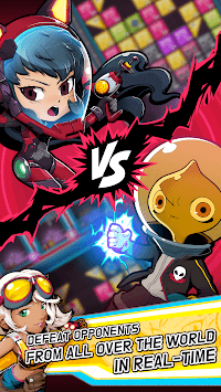 Block Busters - Gem of Arena APK screenshot 1