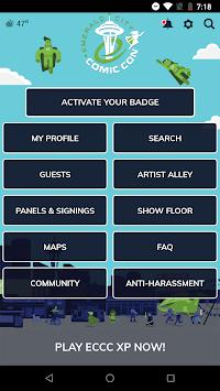 Emerald City Comic Con APK screenshot 1