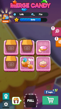 Merge Candy APK screenshot 1