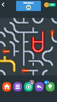 Pipe Out APK screenshot 1