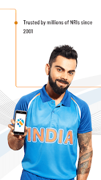 Remit2India APK screenshot 1