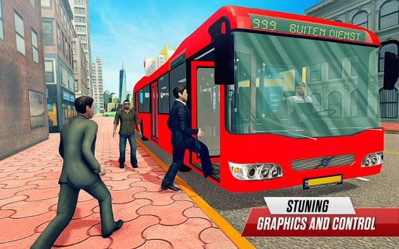 City Bus Passenger Driving APK screenshot 1