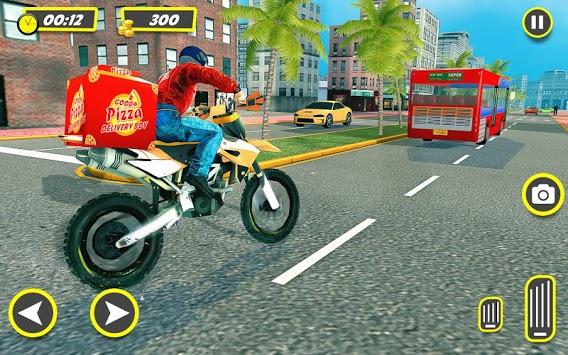 Good Pizza Delivery Boy APK screenshot 1