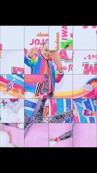 Jojo Siwa Puzzle Game APK screenshot 1
