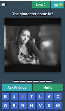 The Vampire Diaries FAN Quiz APK screenshot 1