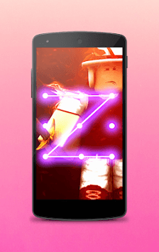 Lock screen For ROBLOX APK screenshot 1