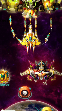 Space Hunter: Arcade Shooting Games APK screenshot 1