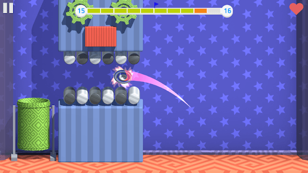 Ball vs Hole 2 APK screenshot 1