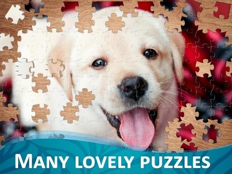 Jigsaw Gold Puzzlic APK screenshot 1