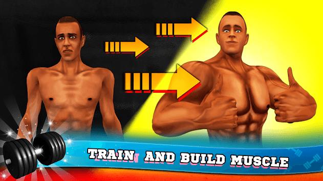 Fitness Gym Bodybuilding Pump APK screenshot 1