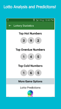 PA Lottery Results APK screenshot 1