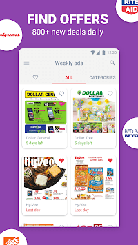 Weekly ads, special offers - Sales & Deals APK screenshot 1