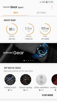 Gear S Plugin APK screenshot 1