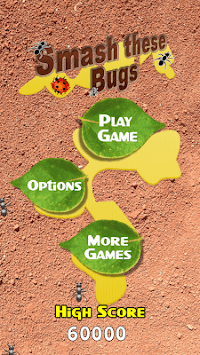 Smash these Bugs APK screenshot 1