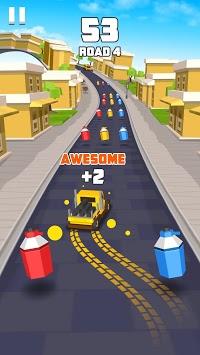 Speed Car 3D APK screenshot 1