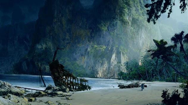Ark Is Home - Survival Island APK screenshot 1