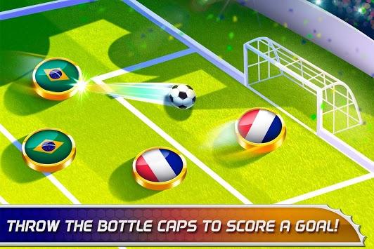 2019 World Caps Soccer: Football Cup Tournament APK screenshot 1