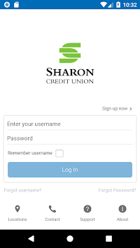Sharon Credit Union APK screenshot 1