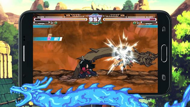 Shinobi Arena APK screenshot 1