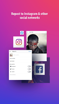 Media Save for Instagram APK screenshot 1