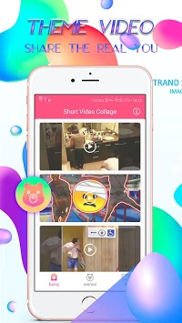 Short Video Collage APK screenshot 1