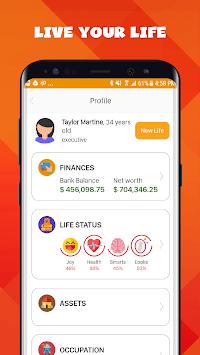 Simulife - Life Simulator Games APK screenshot 1