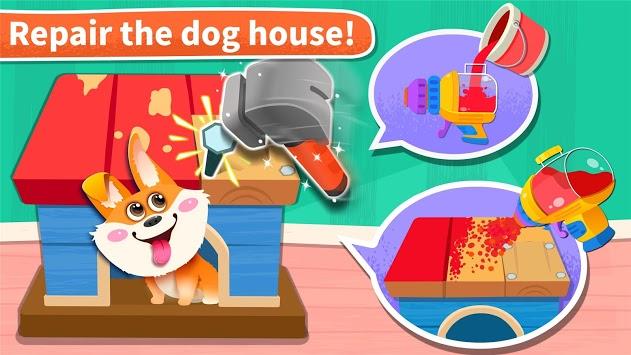 Baby Panda' s House Cleaning APK screenshot 1