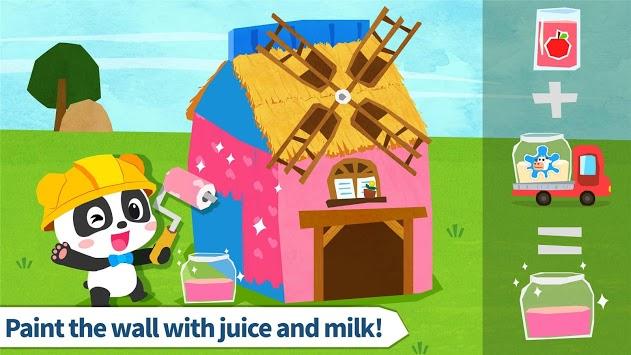 Baby Panda's Pet House Design APK screenshot 1