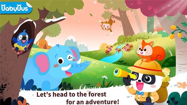 Little Panda's Forest Adventure APK screenshot 1