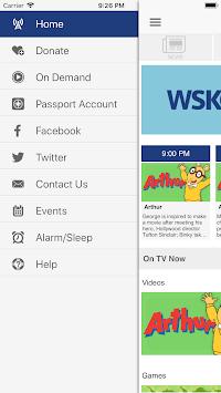 WSKG APK screenshot 1