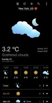 Accurate Weather Forecast APK screenshot 1