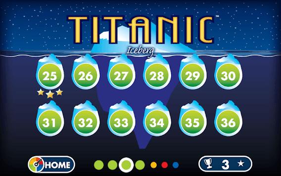 Titanic Lite by SmartGames APK screenshot 1
