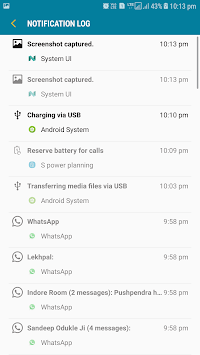 4G LTE/3G Network Secret Setting APK screenshot 1